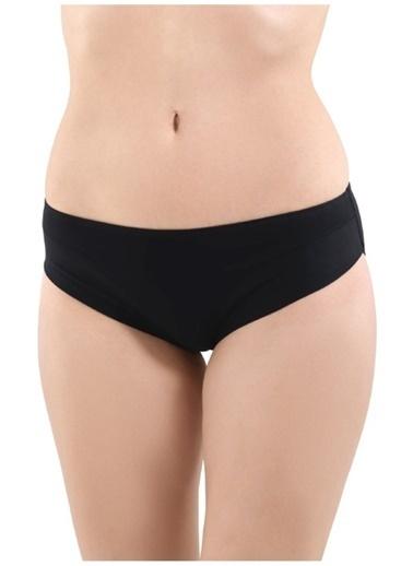 Blackspade Kadın Bikini Kilot Siyah